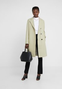 Filippa K - EDEN COAT - Mantel - pyrit gree - 1