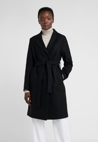 Filippa K - EDEN COAT - Wollmantel/klassischer Mantel - black - 0