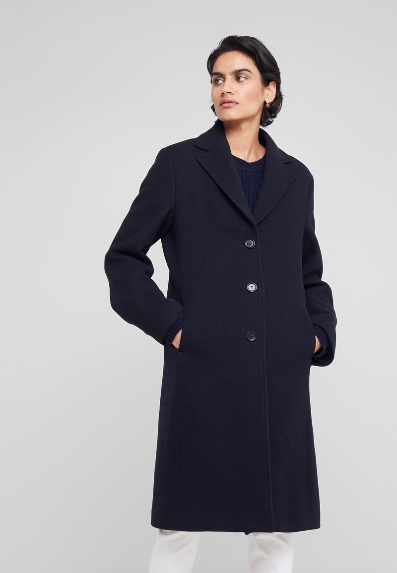 Filippa K - BARNSBURY COAT - Wollmantel/klassischer Mantel - navy