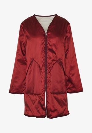 YORK COAT - Short coat - pure red