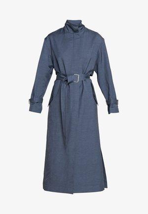 GENEVA - Trenchcoat - blue grey