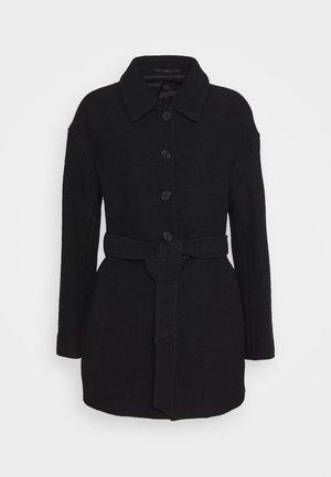 LIMA COAT - Krátký kabát - black
