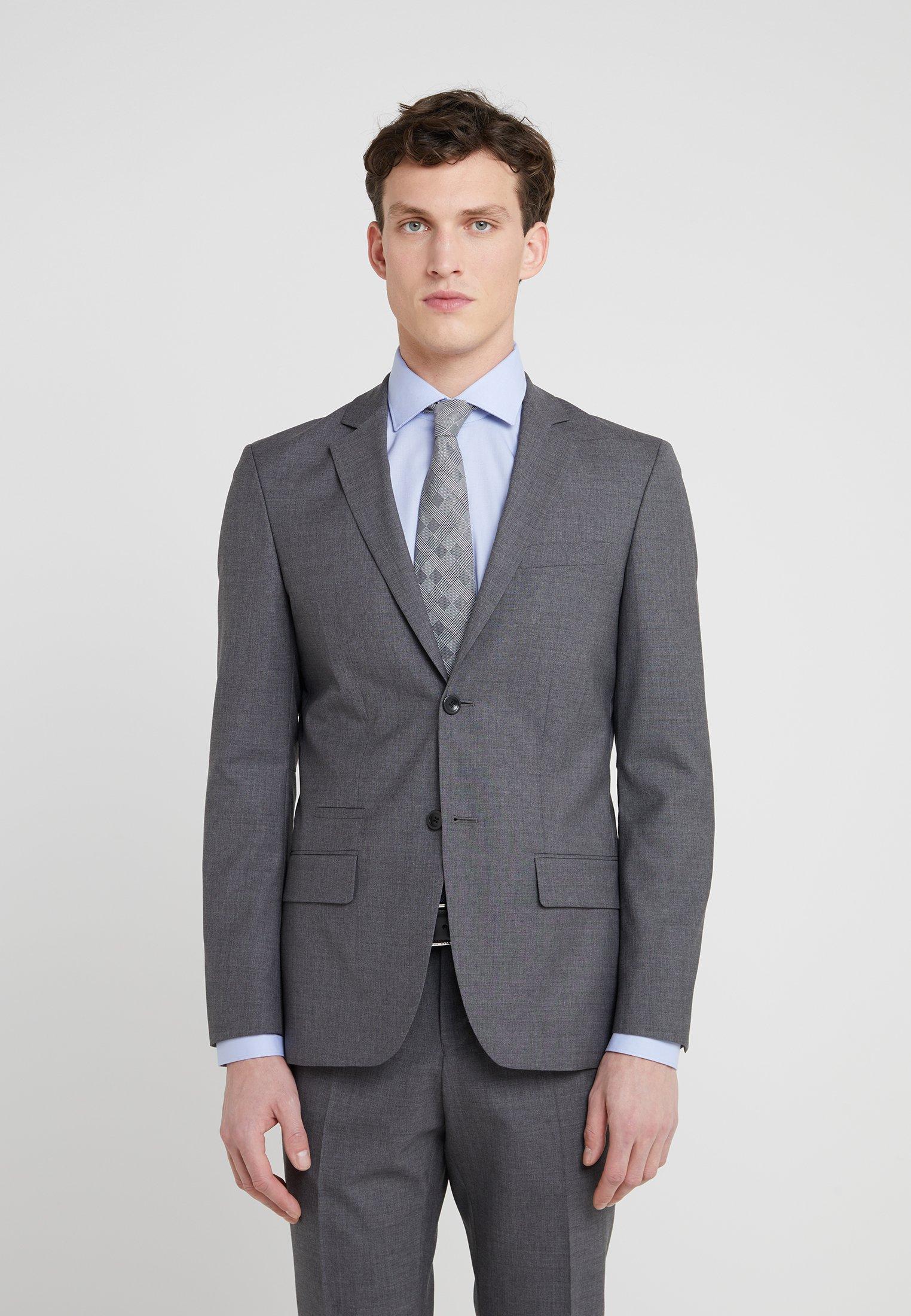 Filippa JacketVeste Melange Cool Costume Rick De K Grey HDIYeWE29b