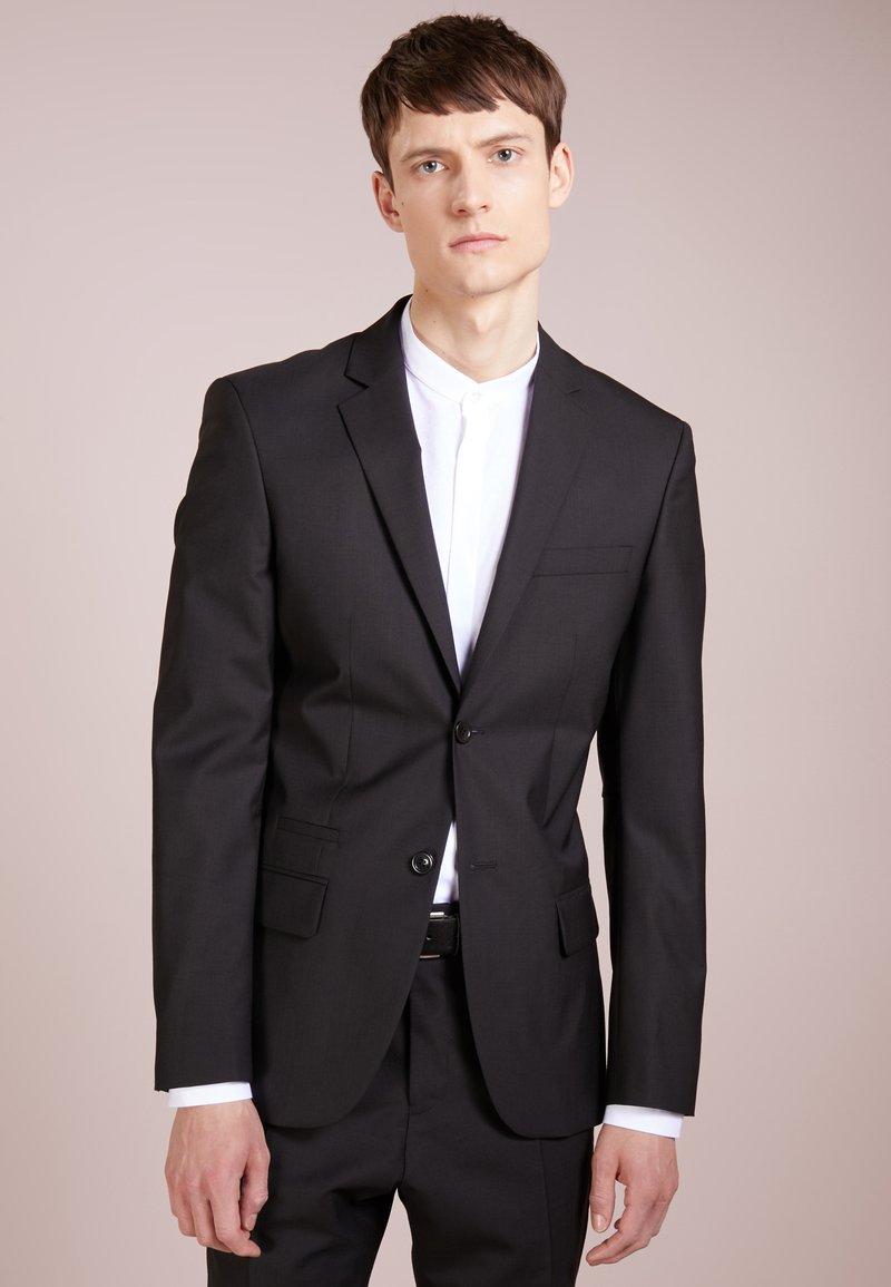 Filippa K - RICK COOL JACKET - Suit jacket - black