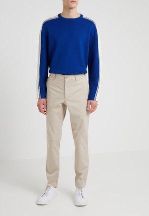 Pantalon classique - khaki