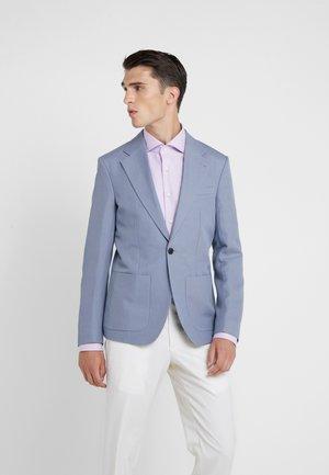 DEAN DRAPEY JACKET - Suit jacket - bluestone