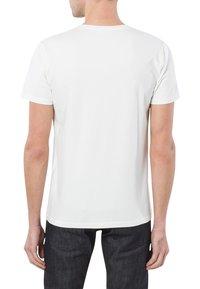 Filippa K - TEE - T-shirts - weiß - 3