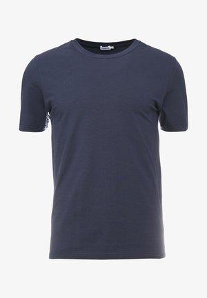 TEE - T-shirt - bas - dark blue