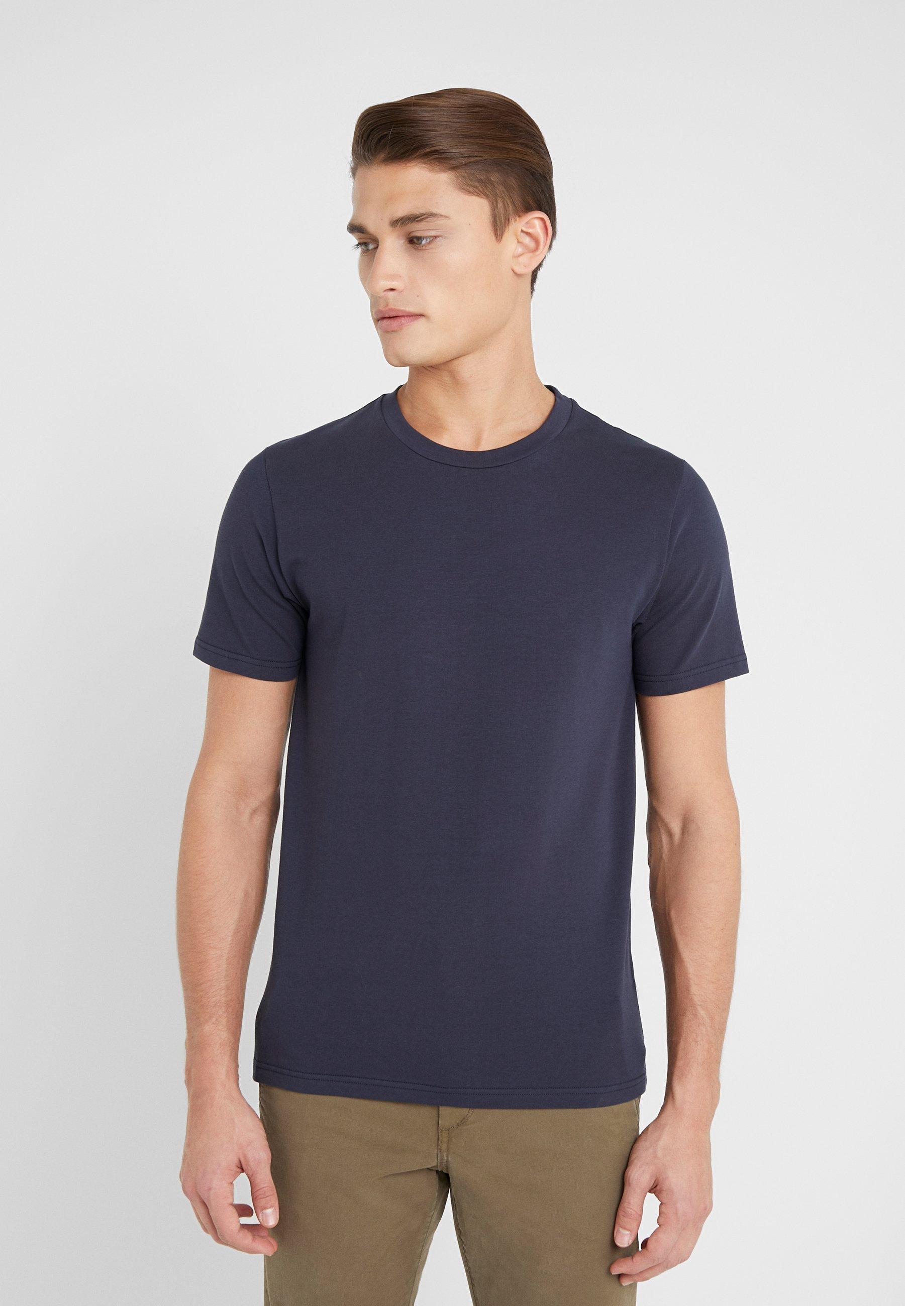 Filippa K TEE - T-shirt - bas - dark blue - Herrkläder Rabatter