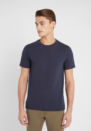 TEE - T-shirt - bas - dark blue