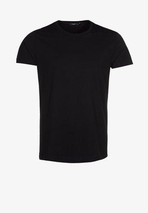 TEE - T-shirt - bas - schwarz