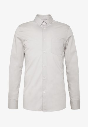 TIM OXFORD SHIRT - Overhemd - light grey
