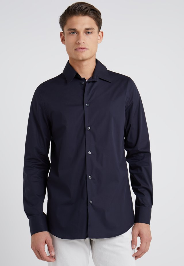 JAMES STRETCH SHIRT - Kostymskjorta - dark navy
