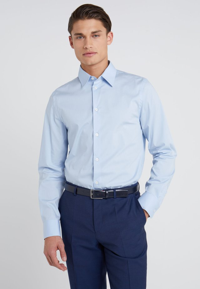 JAMES STRETCH SHIRT - Kostymskjorta - light blue