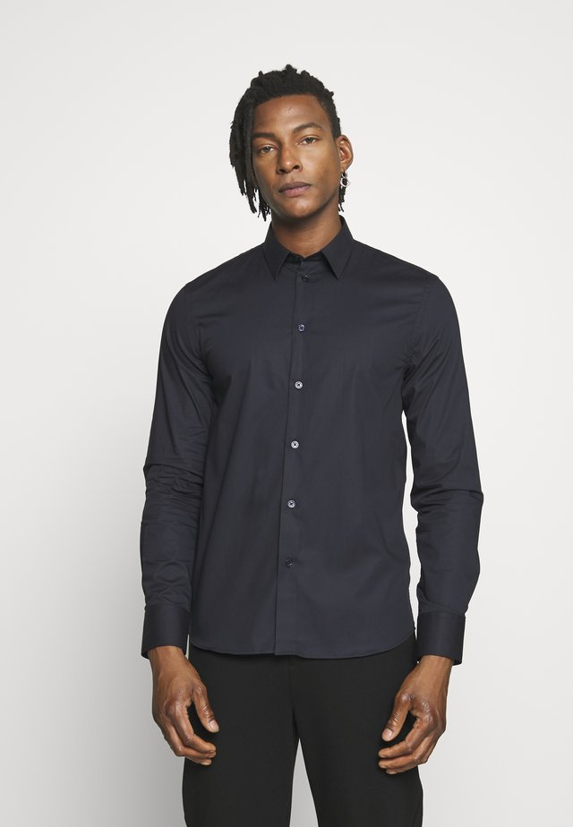 PAUL SHIRT - Skjorta - navy
