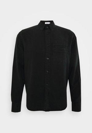 ZACHARY - Chemise - almost black