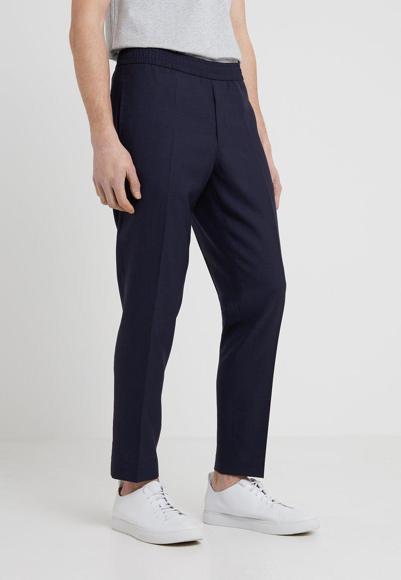 Filippa K - TERRY COOL SLACKS - Trousers - hope
