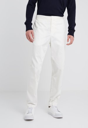 TOBY TROUSERS - Stoffhose - panacotta