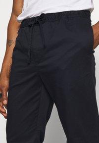 Filippa K - THEO TROUSER - Spodnie materiałowe - navy - 3