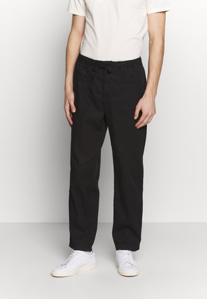 THEODORE TROUSER - Trousers - black