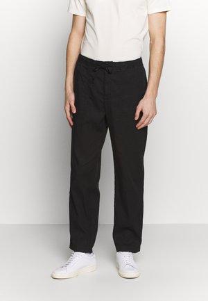 THEODORE TROUSER - Pantalon classique - black