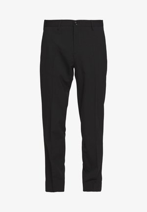WILLIAM TROUSER - Pantaloni - black