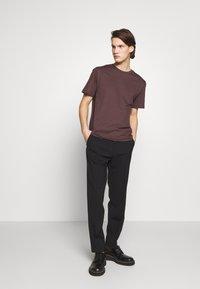 Filippa K - WILLIAM TROUSER - Trousers - black - 1