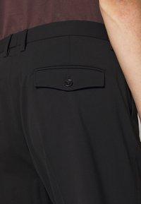 Filippa K - WILLIAM TROUSER - Trousers - black - 5