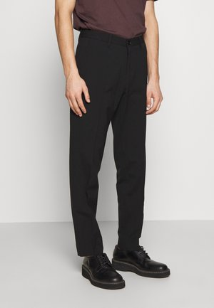 WILLIAM TROUSER - Trousers - black