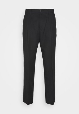 SAMSON TROUSER - Chinos - black