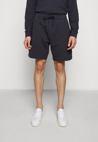 Filippa K - FELIX  - Tracksuit bottoms - ink blue - 0