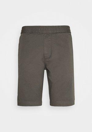 TERRY  - Shorts - green grey
