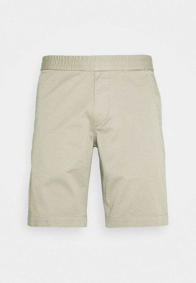 TERRY  - Shorts - light sage