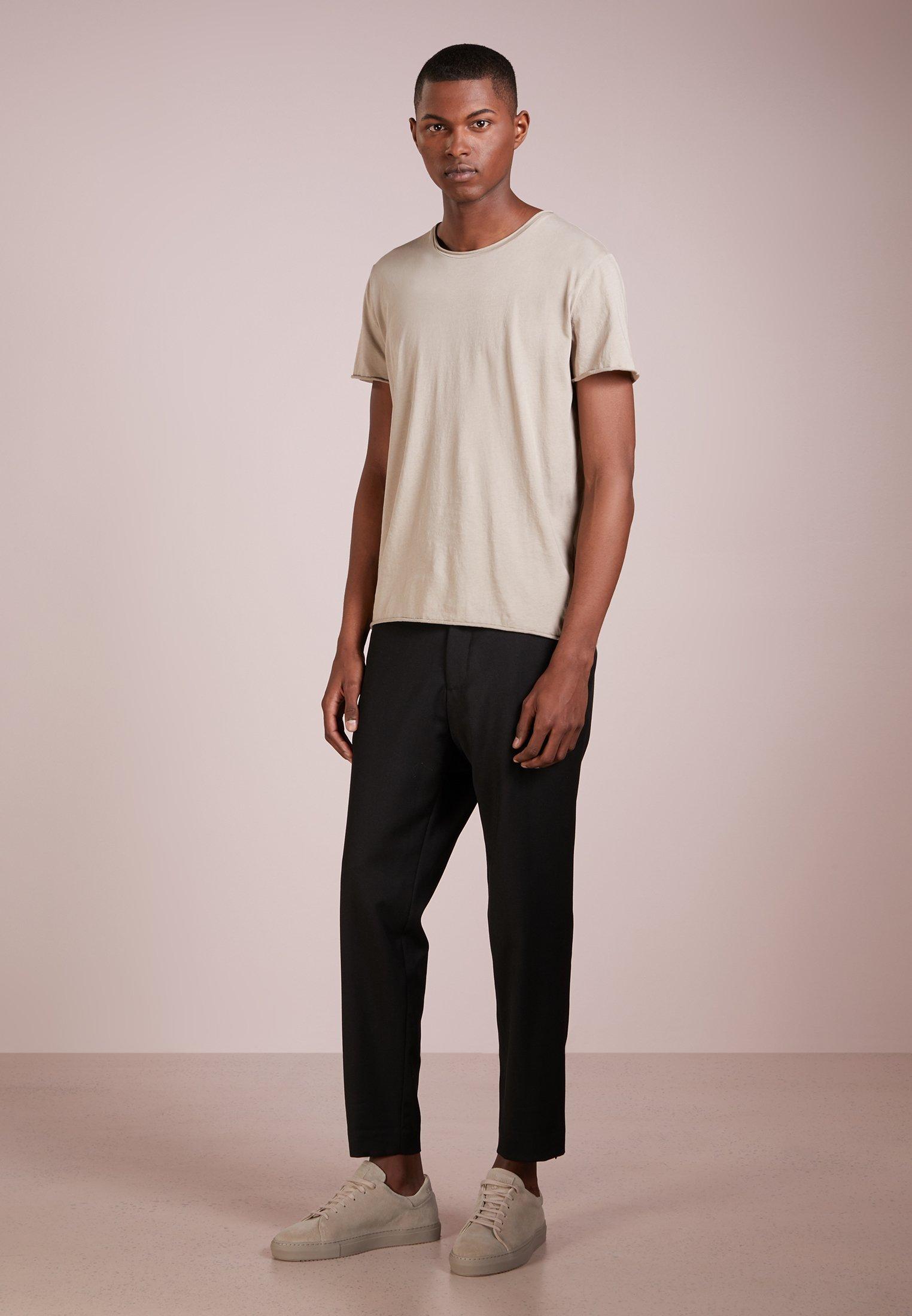 Filippa K ROLLNECK - T-shirts - oyster
