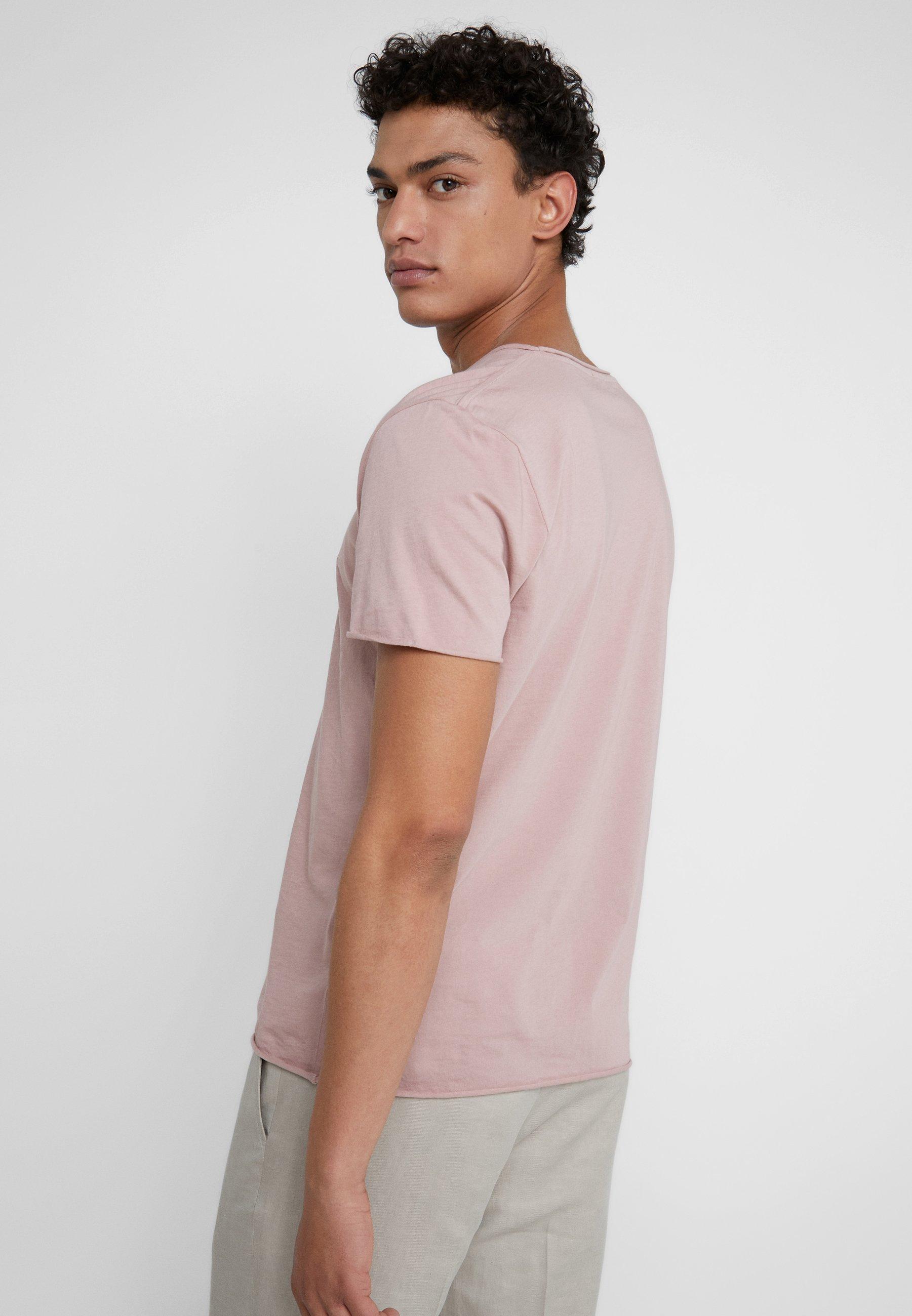 K TeeT Neck Filippa shirt Basique Roll Melrose DH29IeWEY