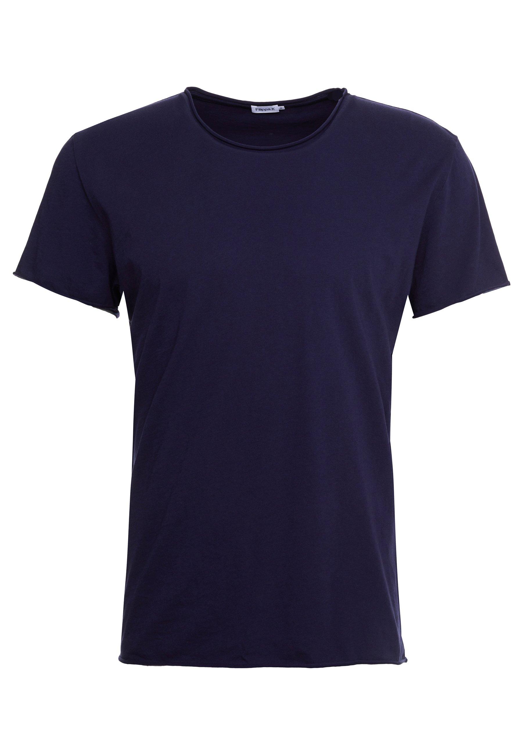 Filippa K TEE - T-shirts basic - dark blue