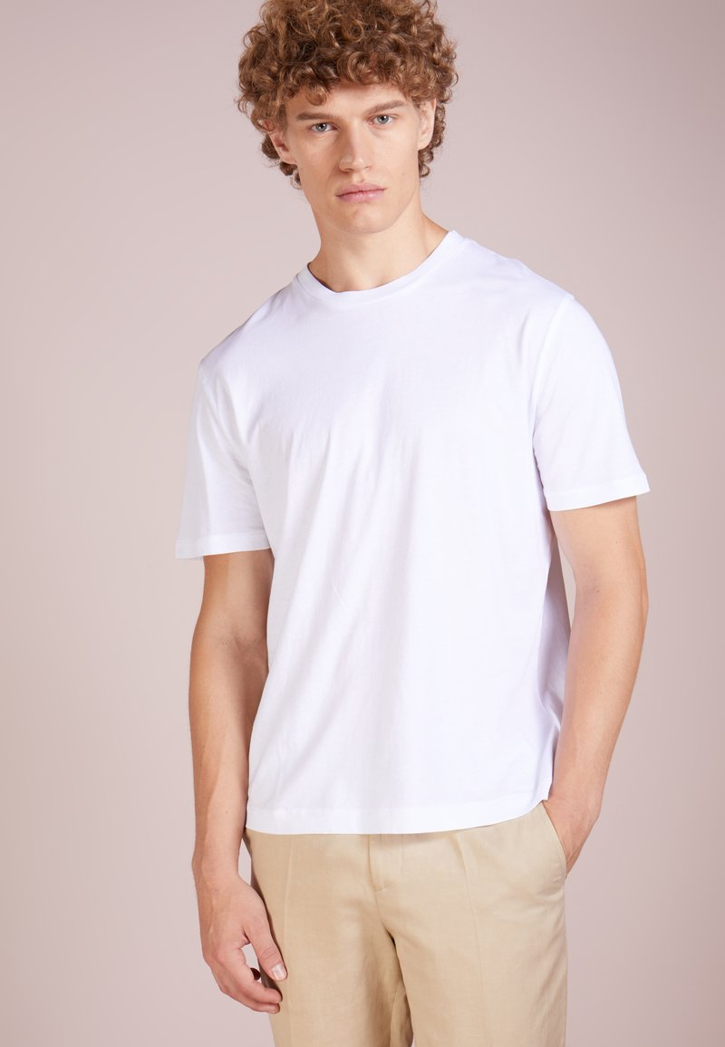 Filippa K - SINGLE REGULAR TEE - T-Shirt basic - white
