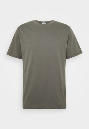 SINGLE CLASSIC TEE - T-shirt - bas - green/grey