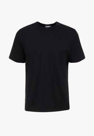 SINGLE CLASSIC TEE - Basic T-shirt - black