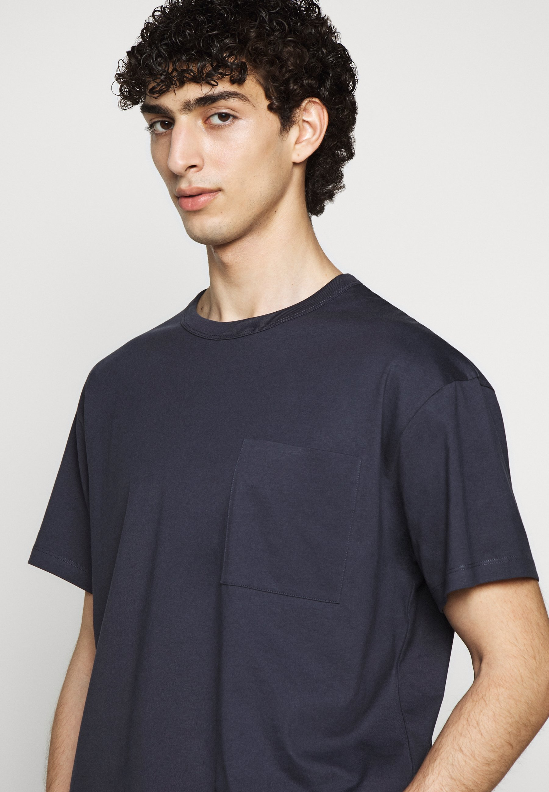 Filippa K Brad - T-shirt Basic Ink Blue 96Zpm