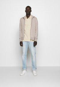 Filippa K - SOFT - Polo shirt - almond white - 1