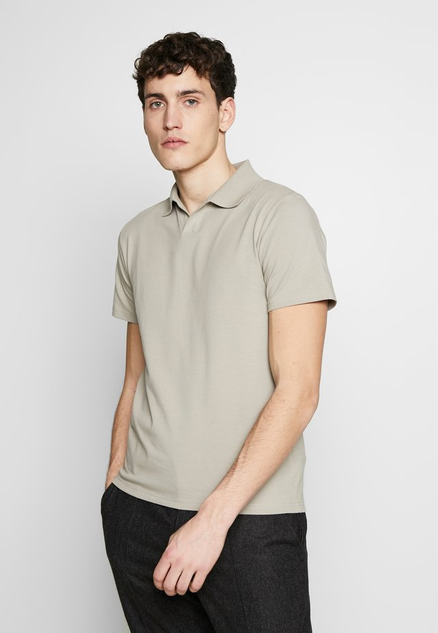 SOFT - T-shirt - bas - light sage