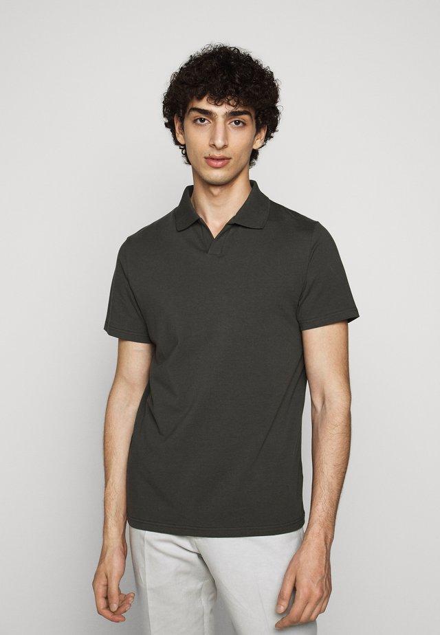 SOFT - Poloshirt - green grey