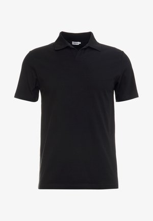 SOFT - Polo - black