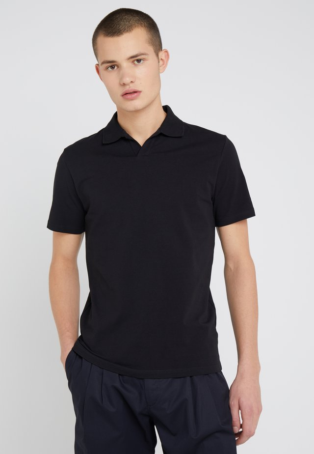 SOFT - T-shirt - bas - black
