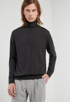 MIX ROLLERNECK  - Pullover - dark grey