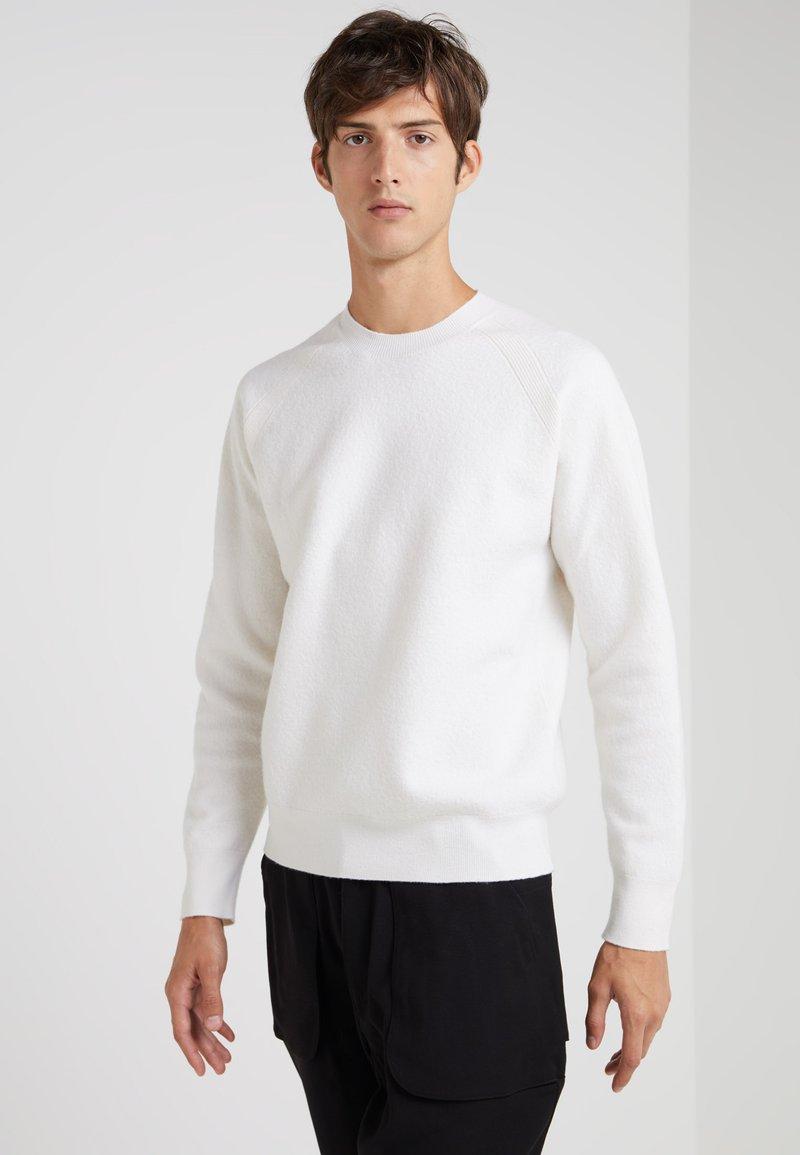 Filippa K - BOILED SWEATER - Strickpullover - off white