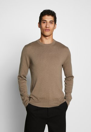 Jumper - grey taupe