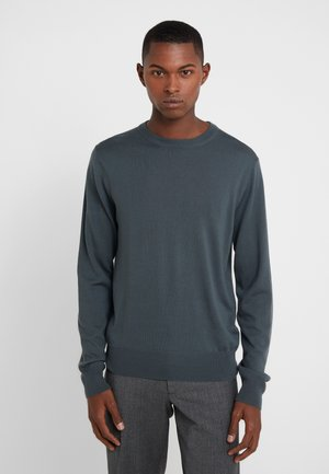 Pullover - stone green