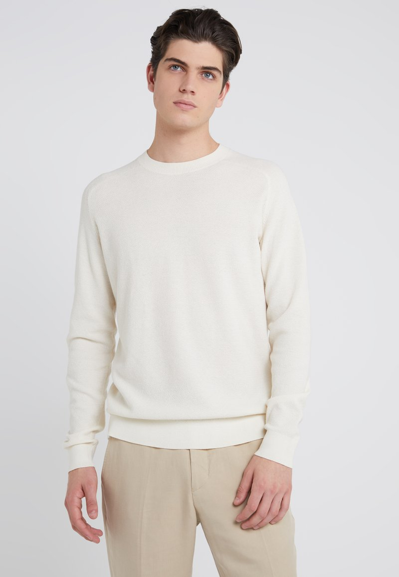 Filippa K - Stickad tröja - panacotta